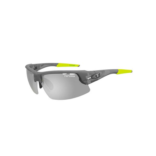 Tifosi Crit Matt Smoke Fototec Smoke Lens Sunglasses
