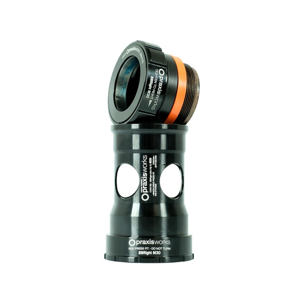 Praxis - BB M30 - BB RIGHT ROAD 79mm R-Collet