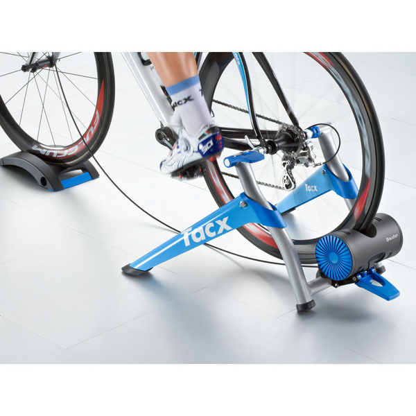 TACX BOOSTER ULTRA HIGH POWER FOLDING MAGNETIC TRAINER: