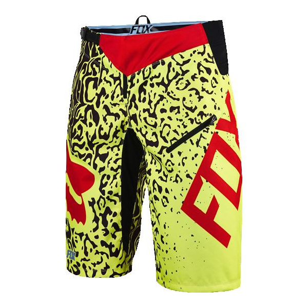 Fox Demo Cauz DH Short [Flo Ylw] 30