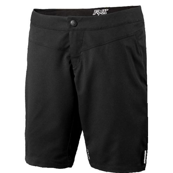 Fox Womens Ripley Short [Blk] XL