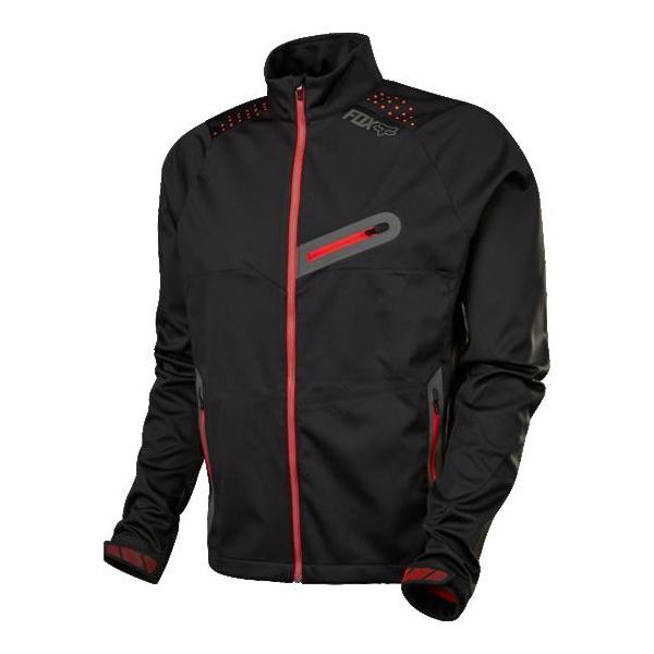 Fox Bionic Softshell Jacket [Blk] Xlarge