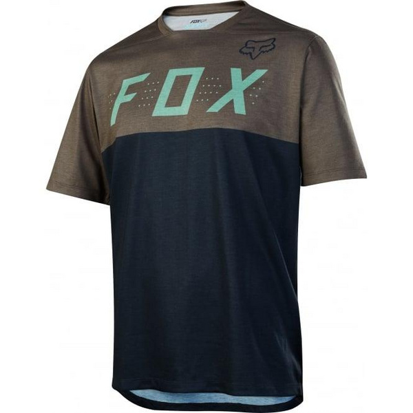 Fox Men's Indicator SS Jersey [DRK GRN] L