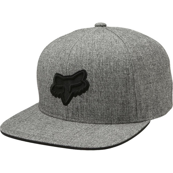LEGACY SNAPBACK HAT [HTR GRY]