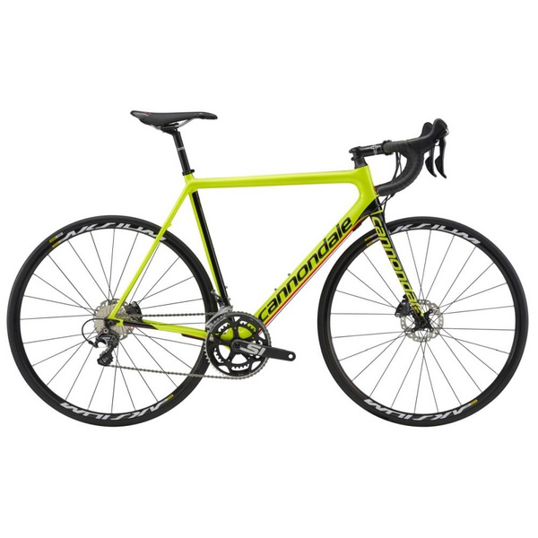 Cannondale Super Six EVO Carbon Disc Ultegra