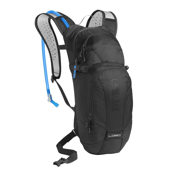 CAMELBAK LOBO HYDRATION PACK 2018: RACING RED/PITCH BLUE 3L/100OZ