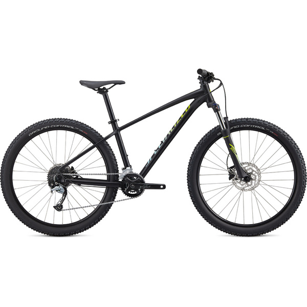 Specialized Pitch Comp 2X Mountain Bike, Black