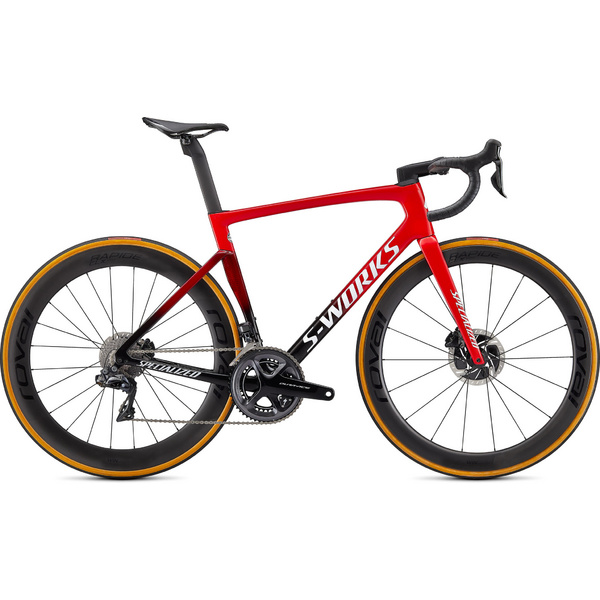 S-Works Tarmac SL7 - Dura Ace Di2, Red