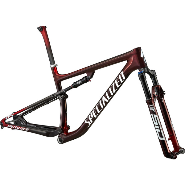 S-Works Epic Frameset - Speed of Light Collection